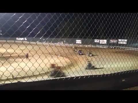 7D Jr Sprint Southern Illinois Raceway B Main 7/14/17