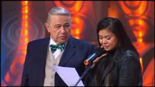 Е. Петросян и зрительница - сценка