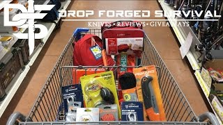 Walmart | Be Ready Bag RIPOFF! BUDGET Shopping