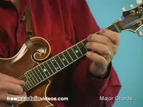 Mandolin Lesson: What is a chord