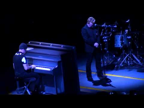U2 - October - New York MSG 7/18/15 mp3