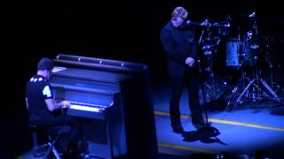 U2 - October - New York MSG 7/18/15