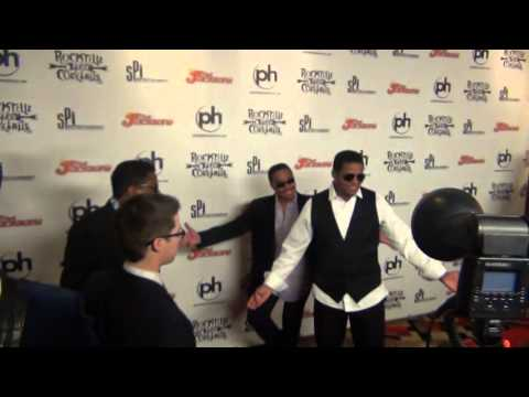2014 THE JACKSONS Rocktellz and Cocktails red carpet PH Casino las vegas