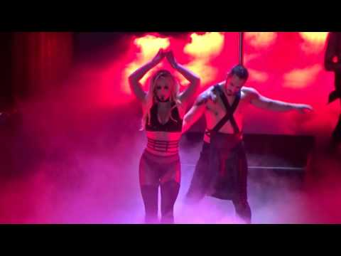 170615 I'm A Slave For You - Britney Spears in Manila