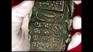 Arkeolog Temukan Ponsel Berusia 800 Tahun Yang Diduga Milik Alien