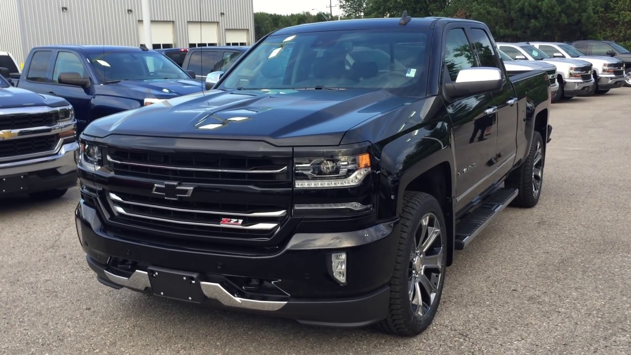 2018 chevrolet 1500 high country. unique 2018 2018 chevrolet silverado 1500 ltz 4wd black roy nichols motors courtice on intended chevrolet high country s