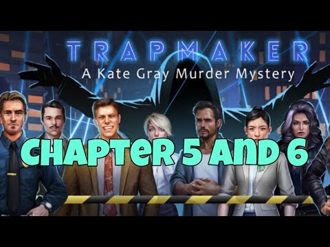 ADVENTURE ESCAPE MYSTERIES TRAPMAKER - Gameplay Walkthrough Part 3 IOS / Android - Chapter 5 and 6
