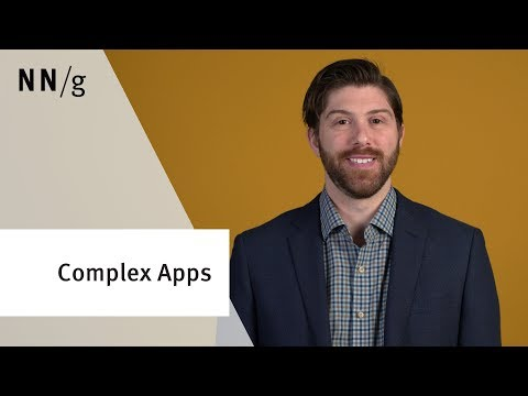 Design Patterns For Complex Apps and Workflows
