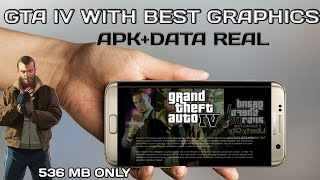 GTA 4 Android EARLY ACCESS(may not wok in all devices)(apk+obb) (UNREAL ENGINE)