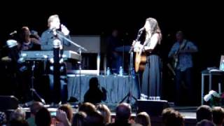 Michael W. Smith & Amy Grant - Stay For Awhile / Love Will Find a Way - August 8, 2010