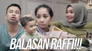 Download PUSH UP!!RAFFI BALES NGERJAIN MAMA RIETA PAS SAHUR BARENG Mp3 and Videos
