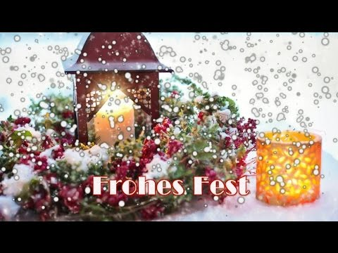 frohes fest herzliche weihnachtsgr e 2018 youtube. Black Bedroom Furniture Sets. Home Design Ideas