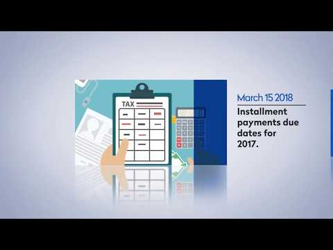 Canada Tax Dates Timeline 1 HD