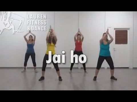 Zumba ® fitness cl with Lauren- Jai ho