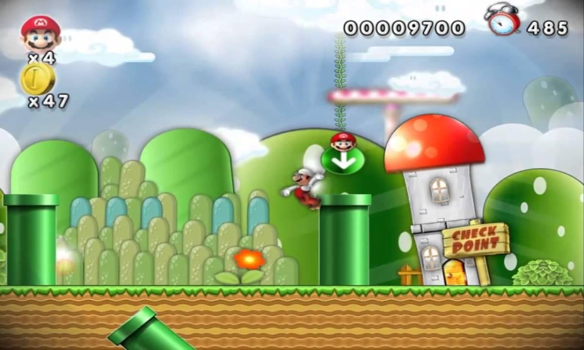Mario forever torrent