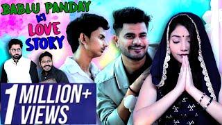 Bablu Pandey Ki Love Story || Mayank Mishra ft. Nazarbattu