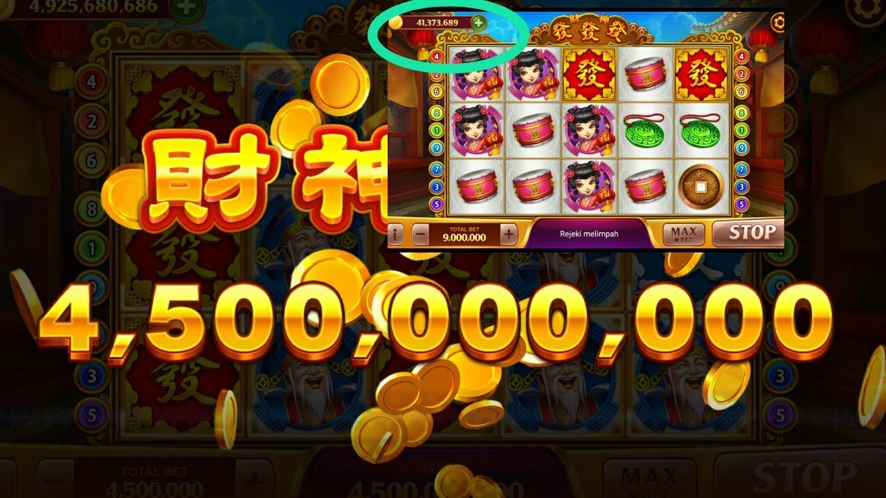 4 Trik Main Game Slot Spin Higgs Domino Island - Marmotku