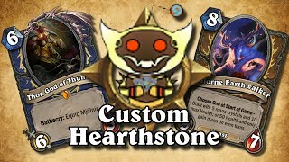 TOP CUSTOM CARDS OF THE WEEK #6 - The Most OP Cards So Far! | Card Review | Hearthstone