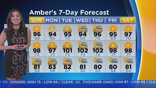 Amber Lee's Weather Forecast (July 15)