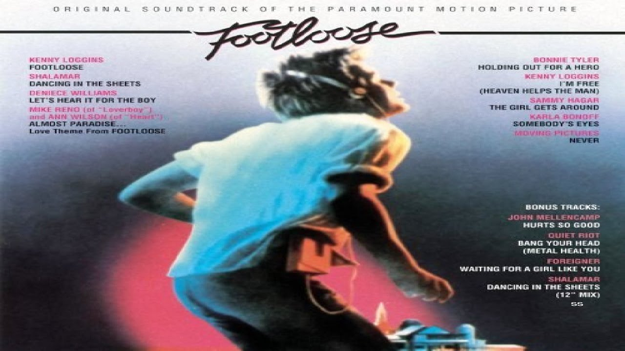 Footloose Soundtrack 1984 Wwwtopsimagescom