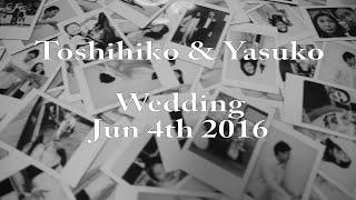 【結婚式】プロフィールビデオ