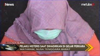 Gambar cover Tak Terima Dibangunkan Salat, Perawat di Mataram Tega Bunuh Ayah - Police Line 09/06