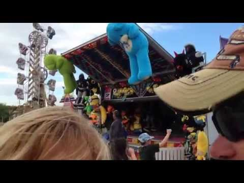 The Old Bill Lynch Circus Sydney NS 2015 - Hinchey Rides Cap