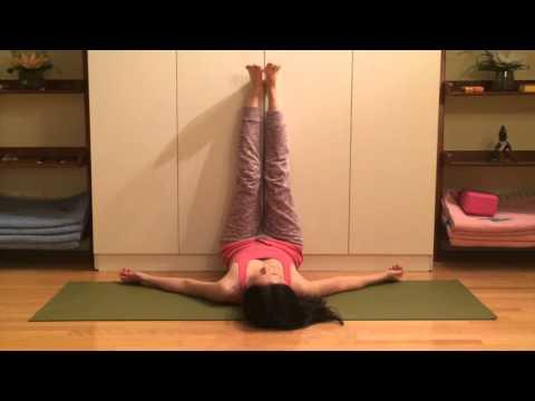 ぐっすり安眠 快眠を誘う:不眠症・足のむくみ・ストレス解消 ごろごろヨガシリーズ 2
