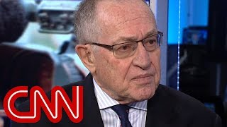 Dershowitz: A lot of people want to get Trump