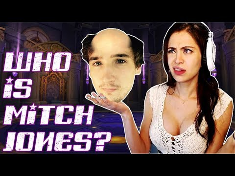 Who Is Mitch Jones?