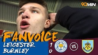 Gray's early goal gives Leicester the win against Burnley! | Leicester 1-0 Burnley | 90min FanVoice