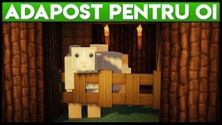 Minecraft ca Golanii : Adapostul Oilor + Am gasit Diamante !