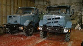 Самые дорогие грузовики ЗИЛ которые сейчас продаются в России