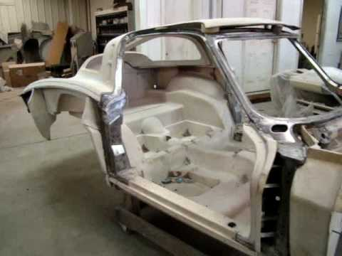 1963 Corvette Coupe Quot Body Off Quot Youtube