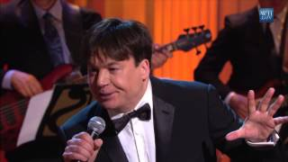 Mike Myers Performs 34 What 39 S New Pussy Cat 34 In Performance At The White House
