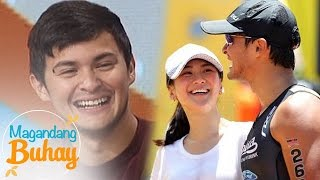 Magandang Buhay: How did Matteo influence Sarah to try sports?