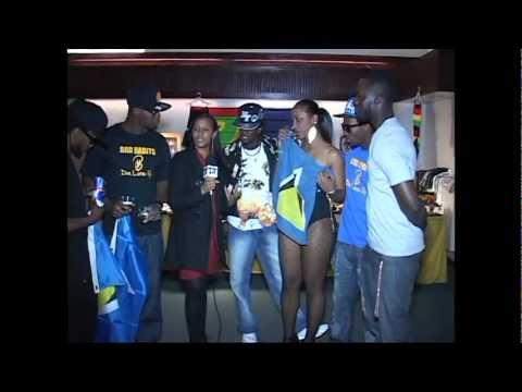 CAHFT TV - Carib Scene 2012 St. Lucia & Grenada Independence Celebration