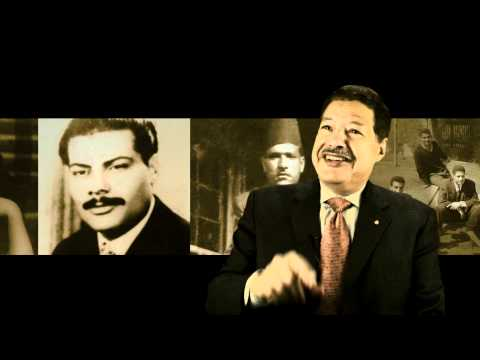 Spellbound Episode 1—A Sign on the Door: Ahmed Zewail, Ph.D.