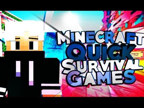 Ich will doch nur einmal gewinnen! / Minecraft Quick Survival Games // QSG // Deutsch // FayzMC