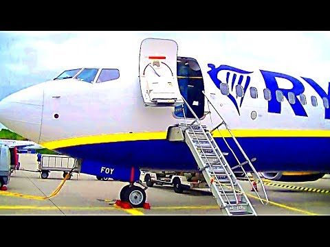 TRIP REPORT | RYANAIR (Economy Class-Priority) | Boeing B737-800 | Cologne-Malaga