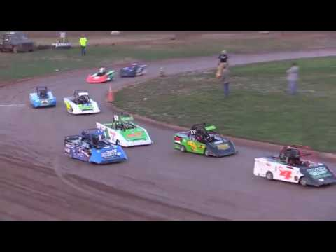 Ohio Valley Speedway Mini Wedge Feature 8-25-18