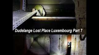 Lost Place Luxembourg Dudelange Part 7