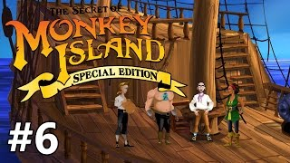 The Secret of Monkey Island (Special Edition) - Getting a Ship - PART #6