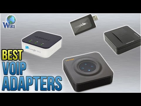 7 Best VoIP Adapters 2018