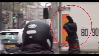 Paris: La Traque des 2 Roues  - Reportage