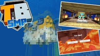 Truly Bedrock - Episode 8 - Super Duper Puffer Steamcraft! - Minecraft SMP [1.10]