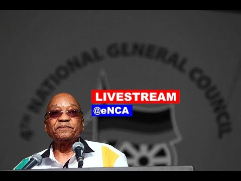 President Zuma speaks at the ANCKZN cadres forum