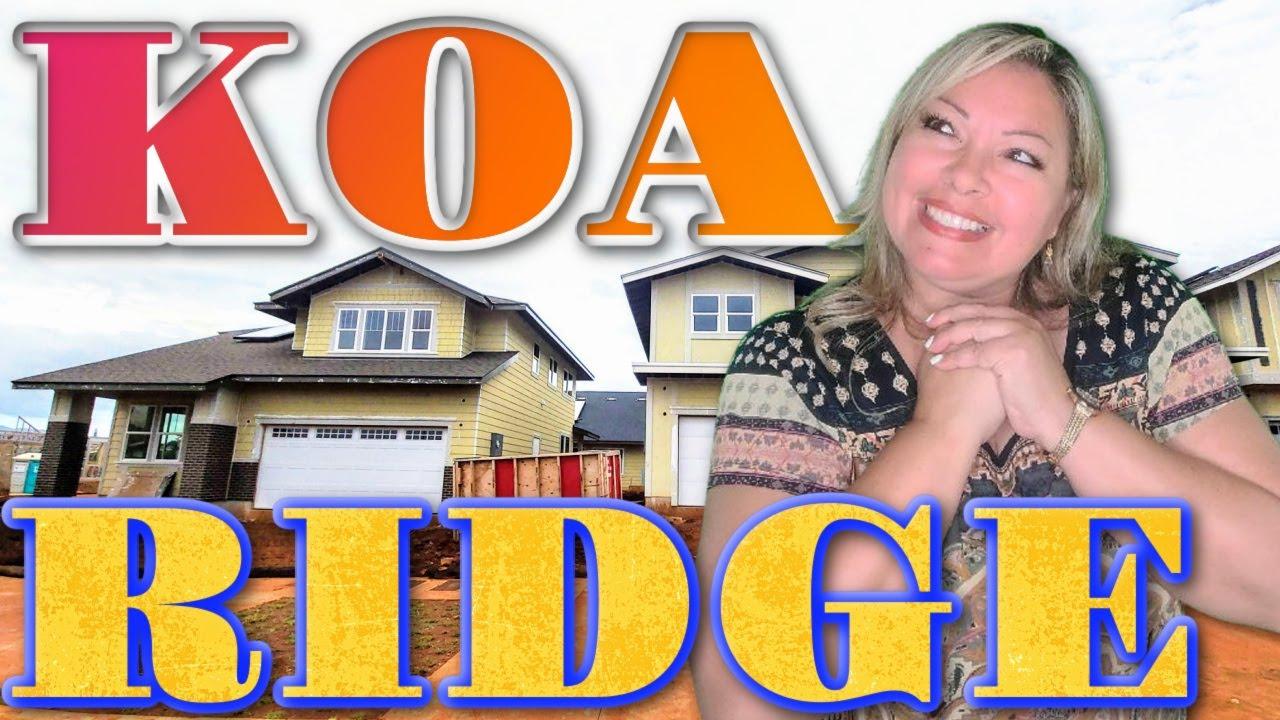 Koa Ridge | Waipio Homes for Sale