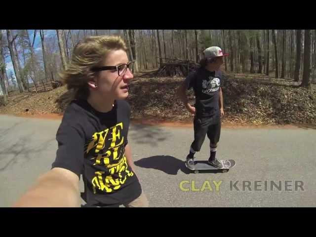 Clay Kreiner and Collin Graham-Spring Break 2013