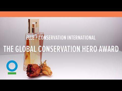 Conservation International + Elle 2019 Gala   The Global Conservation Hero Award